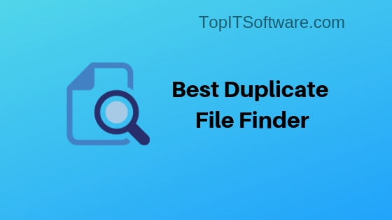Best Duplicate File Finder for Windows and Mac