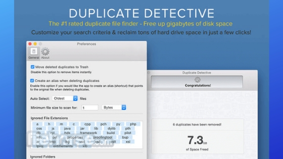 Duplicate Detective - Best Duplicate File Finder for Mac