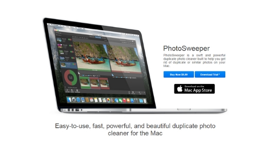 PhotoSweeper X - Best Duplicate Photo Finder Software for Mac