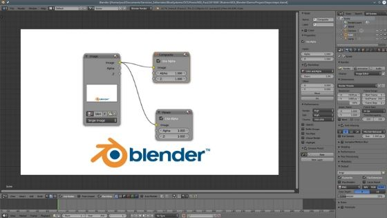 Blender - Best Free Video Editing Software
