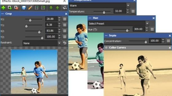 VideoPad - Free Video Editing Software