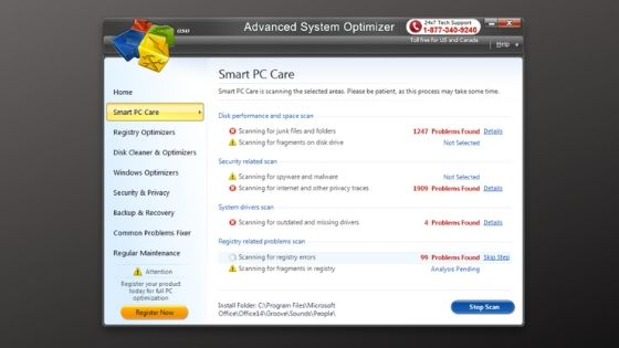 Advanced System Optimizer - Best Free PC Speed Up Software