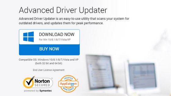 Advanced Driver Updater Software for Windows