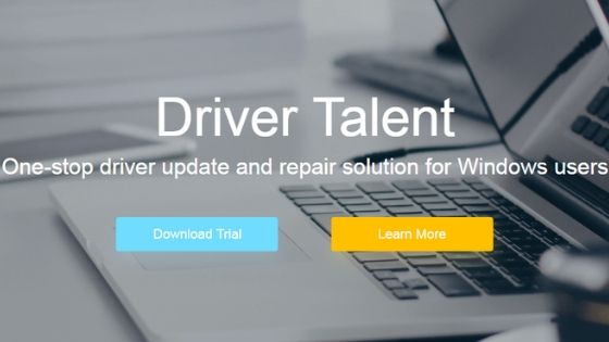 Driver Talent - Best Driver Updater for Windows 10