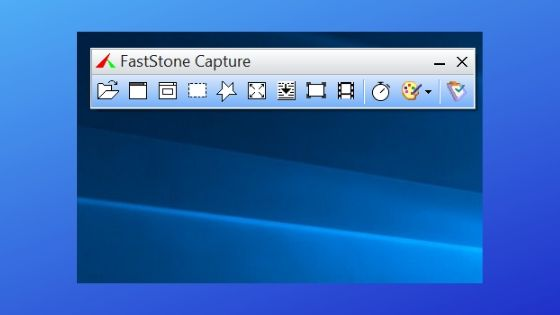 FastStone Capture - Best Screenshot Software
