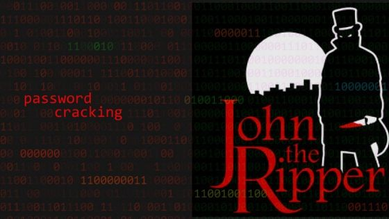 John the Ripper Password Cracker