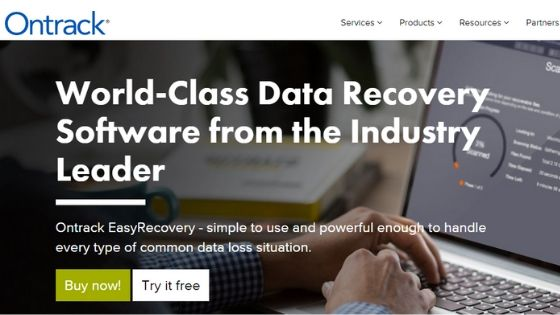 OnTrack Easy Recovery - Best Data Recovery Software