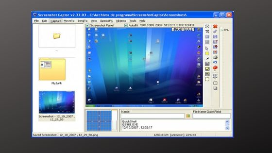 Screenshot Captor - Best Screenshot Software