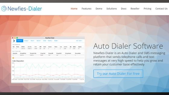 Newfies Dialer Auto Dialer Software