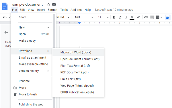 convert pdf to microsoft word