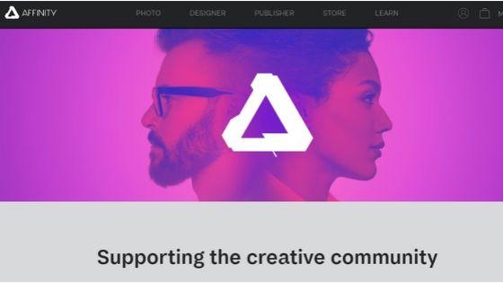 Affinity Designer logo designer software