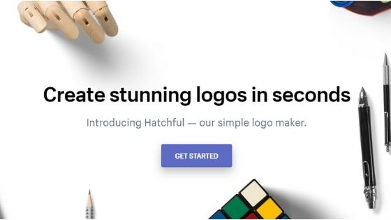 Hatchful by Shopify logo maker software