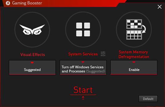 ASUS GPU Tweak overclocking software