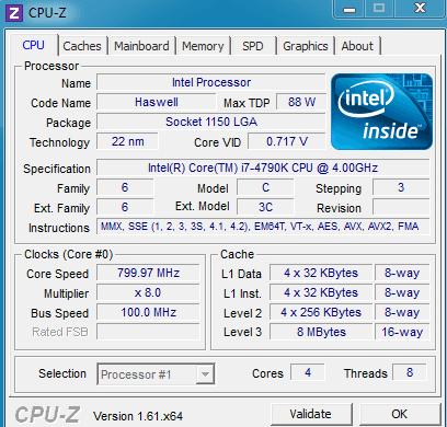 CPU-Z and GPU-Z overclocking software