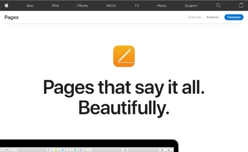 Pages Ebook Creator Software