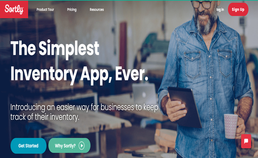Sortly Pro Inventory Management Software