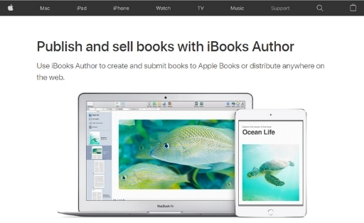 IBooks Author Ebook Creator Software