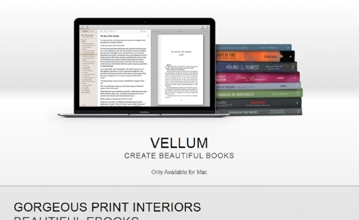 Vellum Ebook Creator Software