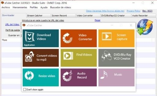 aTUBE Catcher - free youtube to mp3 converter