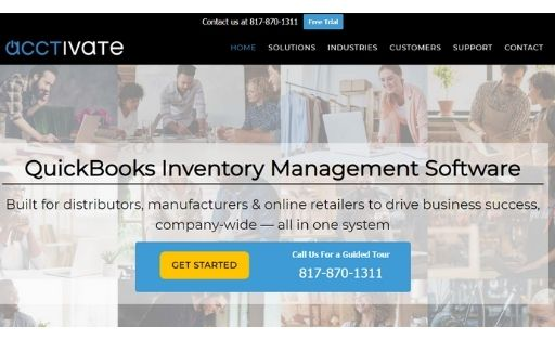 Acctivate Inventory Management Software