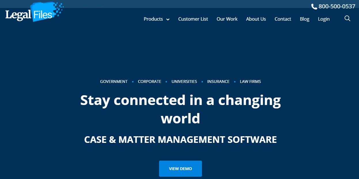 Legal Files Legal Practice Management Software