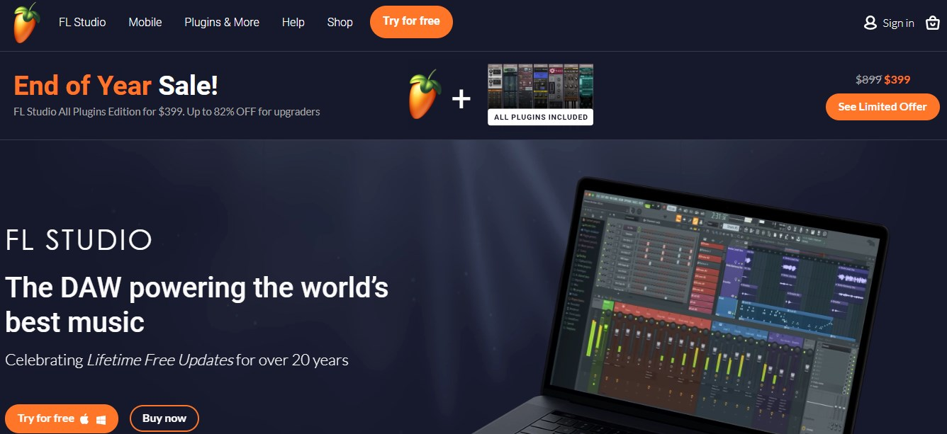 FL Studio Windows 10 Equalizer