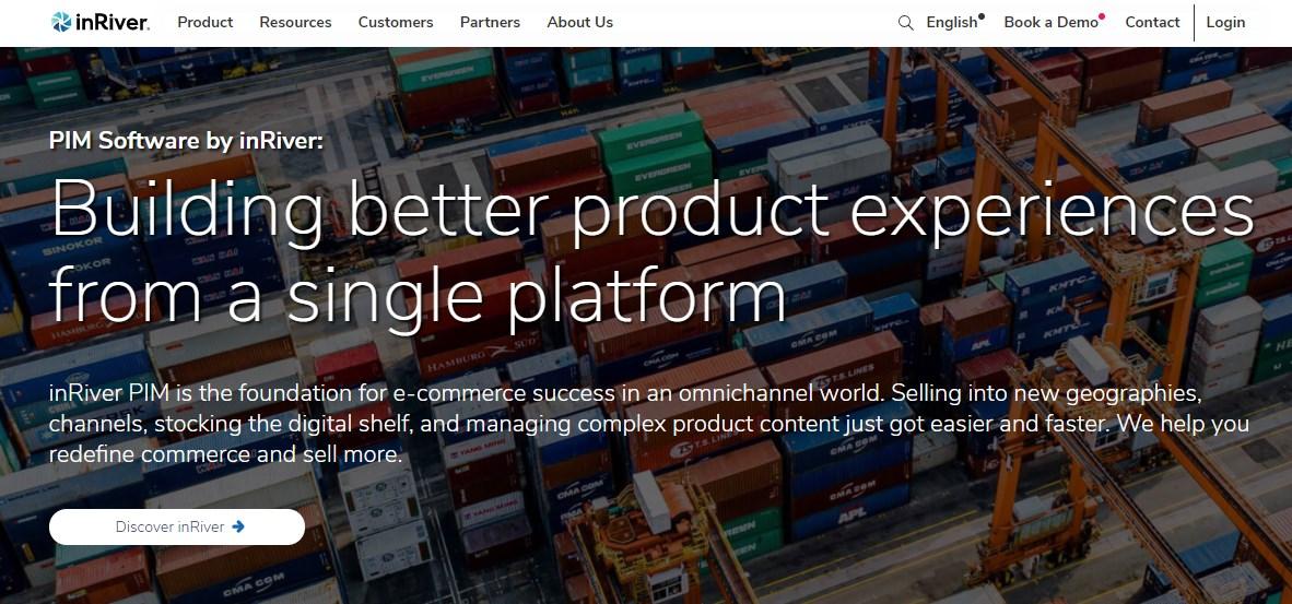 InRiver PIM Product Information Management Software