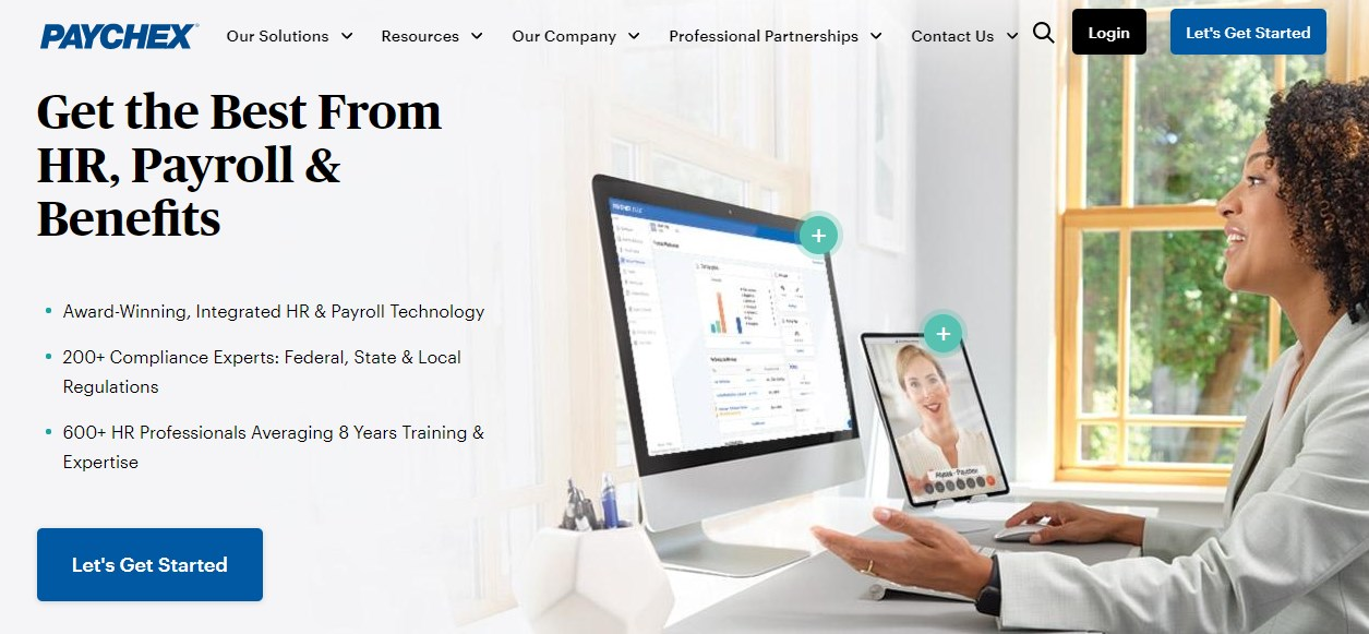 Paychex Payroll Software