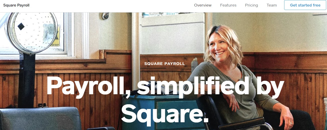 Square Payroll Software