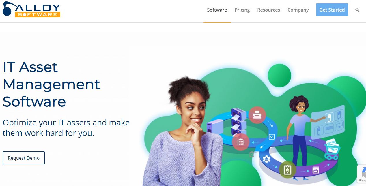 Alloy IT Asset Management Software