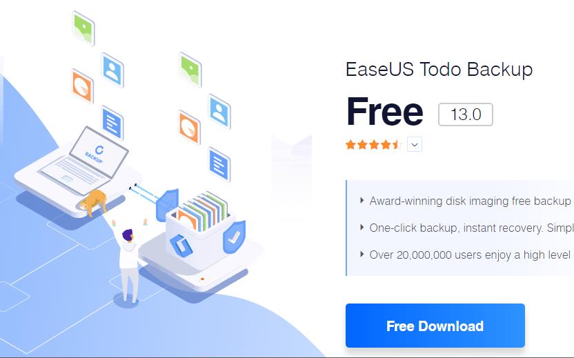 EaseUS ToDo Backup Free