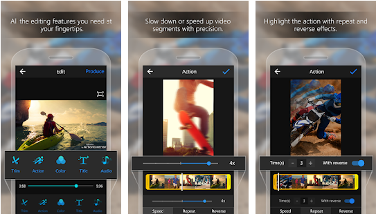 ActionDirector Android Video Editor