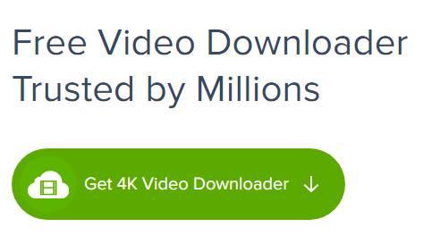install the 4K Video Downloader