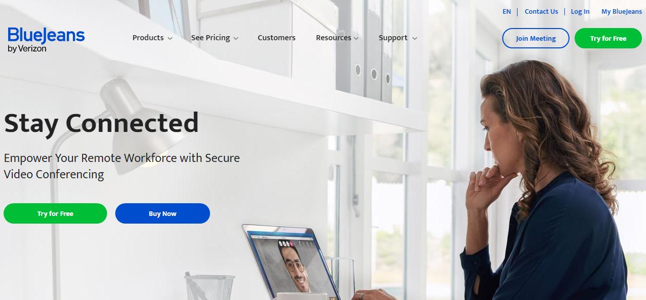 bluejeans webinar software