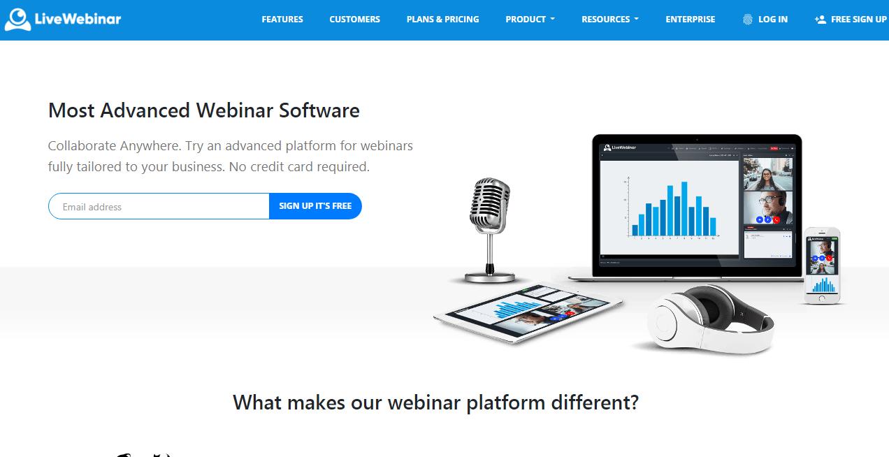 livewebinar cloud base webinar software