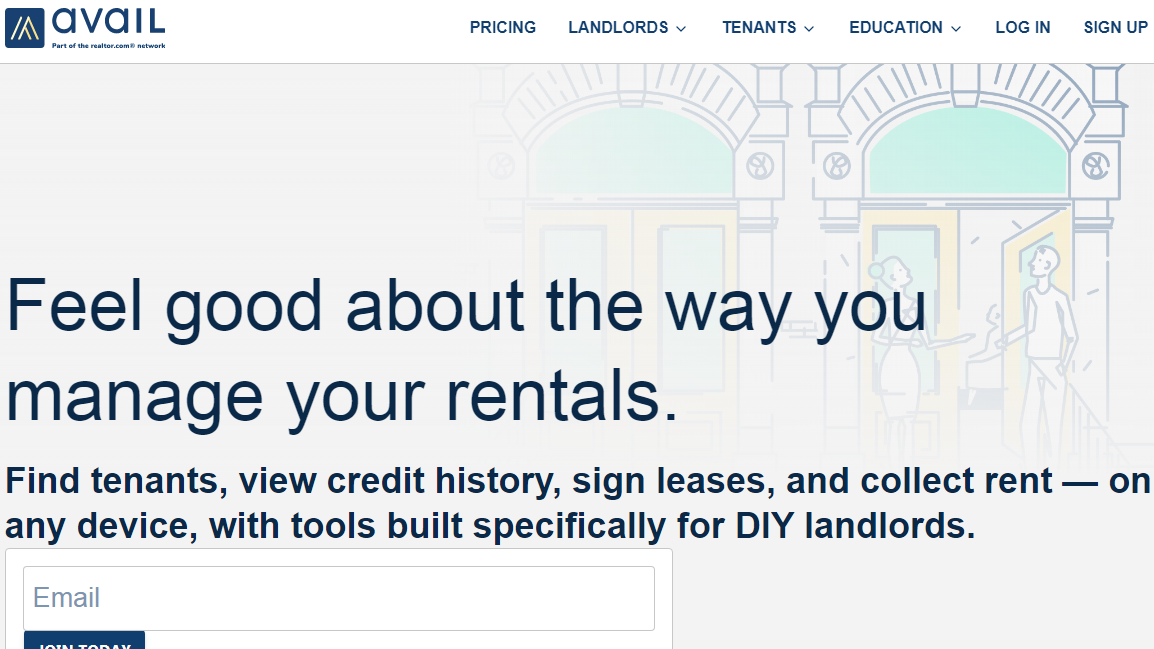 Avail Property Management Software