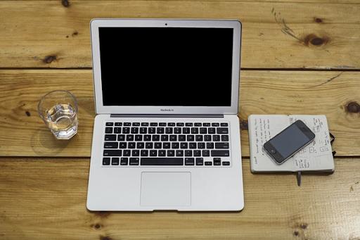 Keep Liquids Away from the MacBook