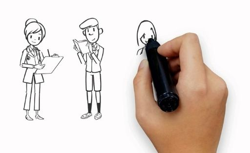whiteboard animation video tips