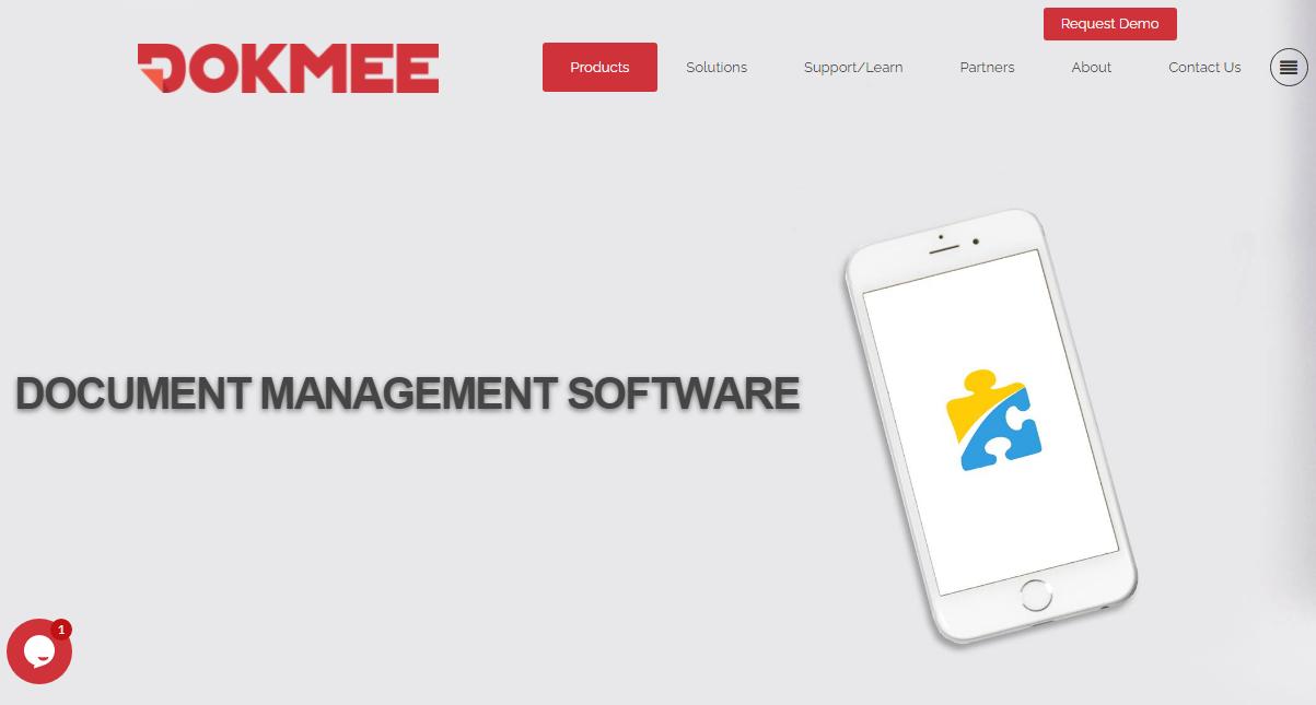 Dokmee Document Management Software