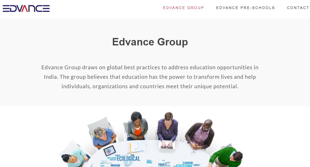 Edvance school management software