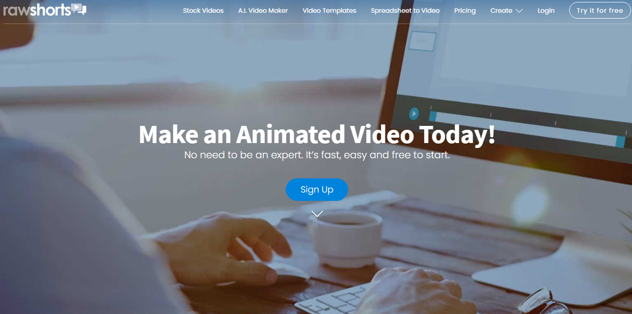 Rawshorts Explainer Video Software