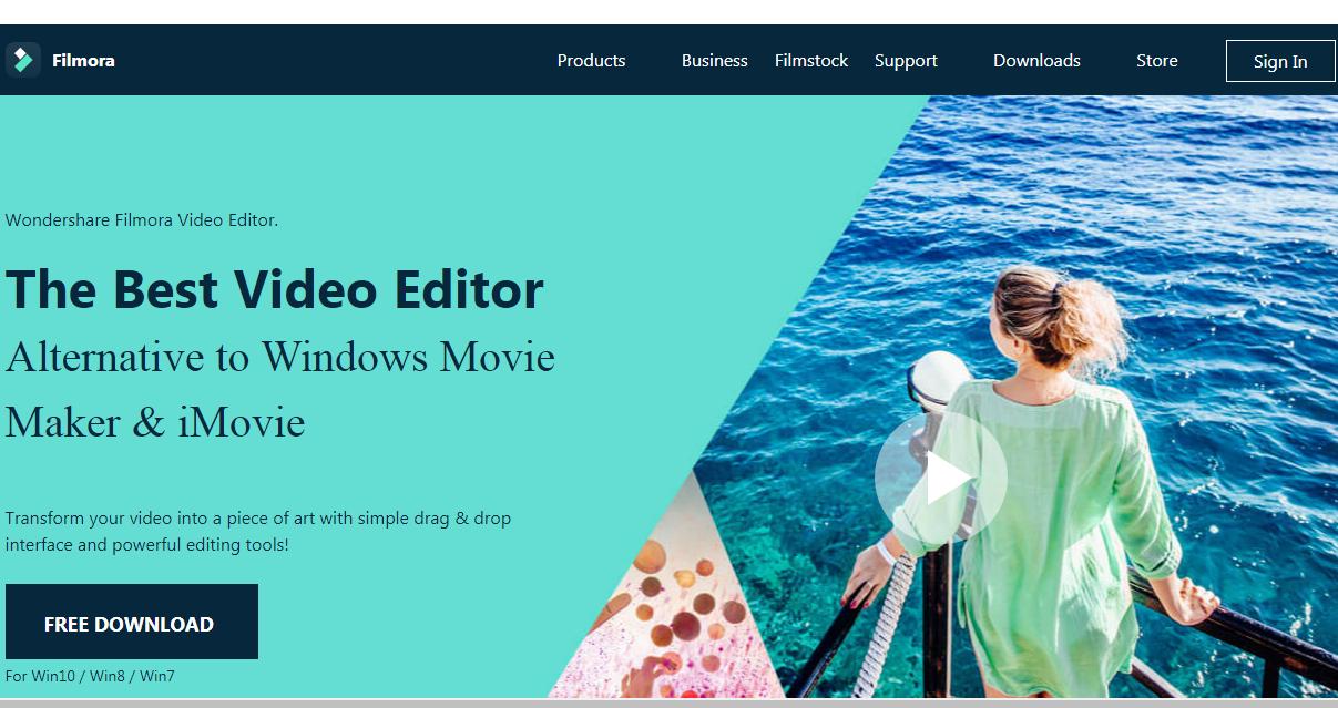 WindowShare Filmora