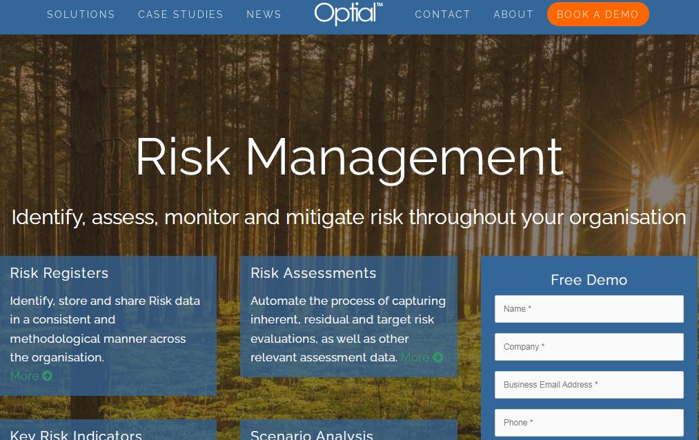 Optial Risk Management